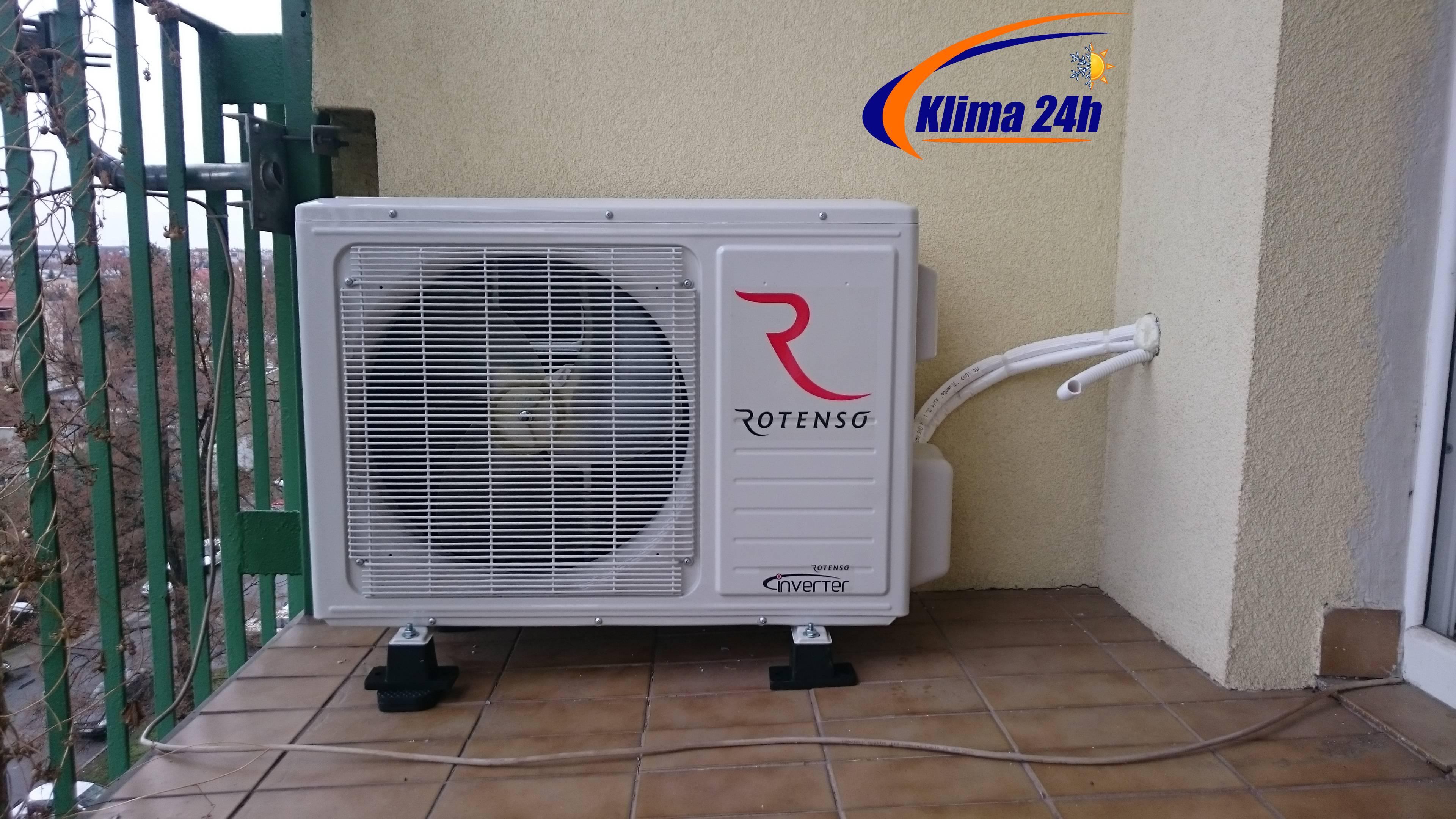 DSC 18563 - Montaż klimatyzatora Rotenso IMOTO I35