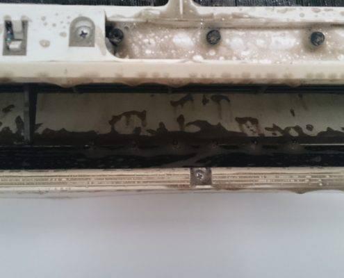 DSC 1910 495x400 - Serwis klimatyzacji - generalne czyszczenie ze stałych zabrudzeń