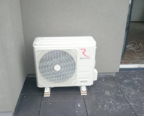 DSC 2960 495x400 - Montaż klimatyzatora Rotenso UKURA U70Vi
