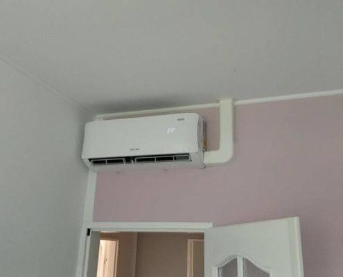 39753279 1903253886421880 2797857639256555520 n 495x400 - Montaż klimatyzacji typu Multi-split / 2 sypialnie