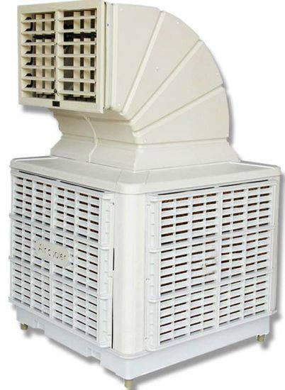 18000 M3 H 30000 M3 H Air Volume Evaporative Industrial Air Cooler - Wynajem klimatyzatorów